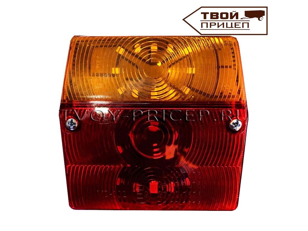 """Светодиодный модуль """"Аляска"""" используется в качестве источника света для замены ламп накаливания СТОП/ГАБАРИТ/ПОВОРОТ"""